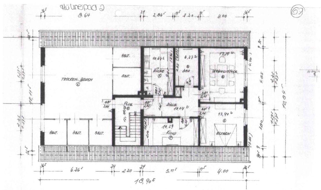 Hühnerpad 2,47495 Rheinberg,3.5 Bedrooms Bedrooms,2 Rooms Rooms,1 BathroomBathrooms,Wohnung,Hühnerpad ,1021